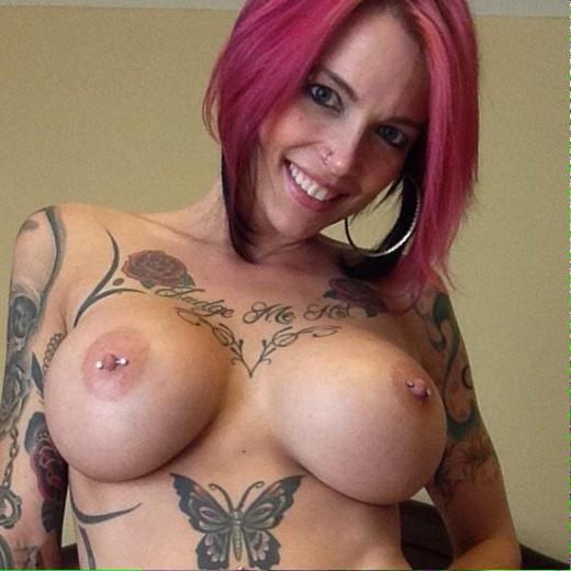 Anna Bell Peaks / MFC RedAndWild0 topless