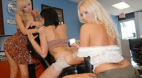 Emma Mae, Lexi Ward & Molly Cavalli